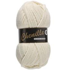 Lammy Yarns Chenille 6 Creme (016)