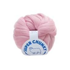 Lammy Yarns Super Chunky Wool Light Pink
