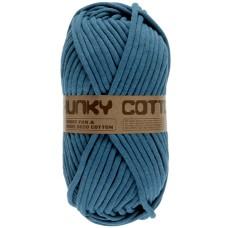 Lammy Yarns Chunky Cotton Petrol (517)