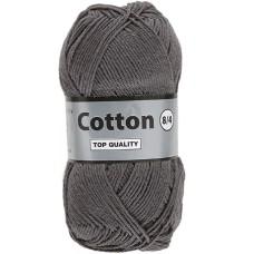Lammy Yarns Cotton 8-4 Elephant (002)