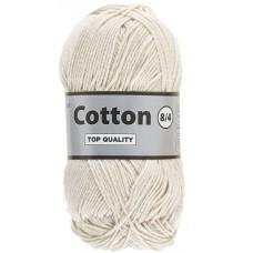 Lammy Yarns Cotton 8-4 Cream (016)
