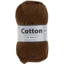 Lammy Yarns Cotton 8-4 Choco (112)