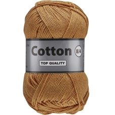 Lammy Yarns Cotton 8-4 Caramel (116)