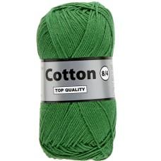Lammy Yarns Cotton 8-4 Green (373)