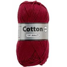 Lammy Yarns Cotton 8-4 Bordeaux (848)