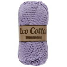 Lammy Yarns Eco Cotton Lilac (063)