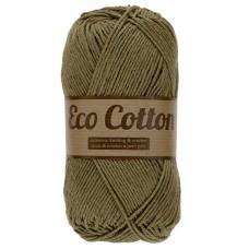 Lammy Yarns Eco Cotton Army (076)