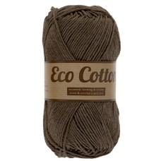Lammy Yarns Eco Cotton Coffee (112)