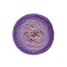 Lammy Yarns Happy Colors Purple Punch (403)