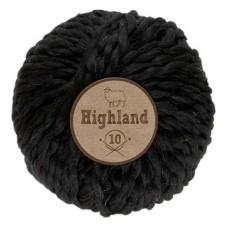 Lammy Yarns Highland 10 Black