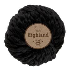 Lammy Yarns Highland 12 Black