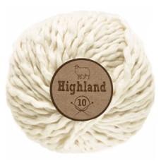 Lammy Yarns Highland 10 Creme