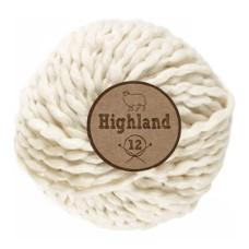 Lammy Yarns Highland 12 Creme