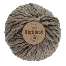 Lammy Yarns Highland 10 Brown