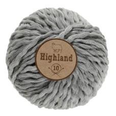 Lammy Yarns Highland 10 Antraciet