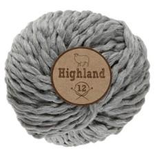 Lammy Yarns Highland 12 Antraciet
