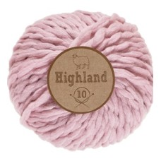 Lammy Yarns Highland 10 Pinkie