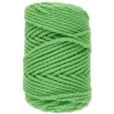 Lammy Yarns Macrame 8 (3mm) Green (045)