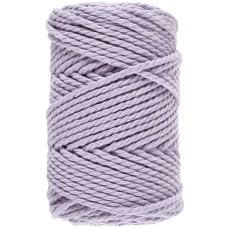Lammy Yarns Macrame 8 (3mm) Lavender (063)