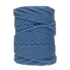 Lammy Yarns Macrame 10 (5mm) Blue (040)