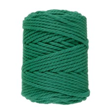 Lammy Yarns Macrame 10 (5mm) Dark Green (046)