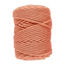 Lammy Yarns Macrame 10 (5mm) Coral  (312)