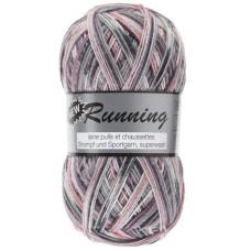 Lammy Yarns New Running Multi 100g Pale Pink (326)