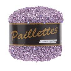 Lammy Yarns Paillettes Pale Pink (408)