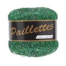 Lammy Yarns Paillettes Green (410)