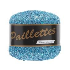 Lammy Yarns Paillettes Turquoise (411)