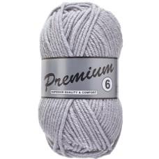 Lammy Yarns Premium 6 Silver