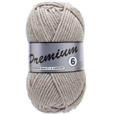 Lammy Yarns Premium 6 Ivoor