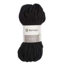 Wool Decor Black (D940)
