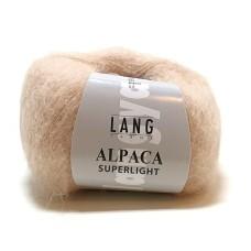 Lang Yarns Alpaca Superlight Beige