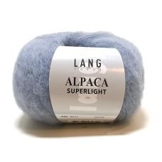 Lang Yarns Alpaca Superlight Bluebird