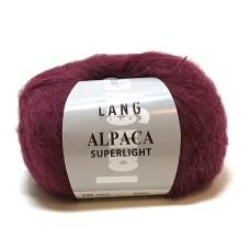 Lang Yarns Alpaca Superlight Bordeaux