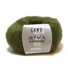 Lang Yarns Alpaca Superlight Army