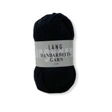 Lang Yarns Handarbeitsgarn Black (0604)