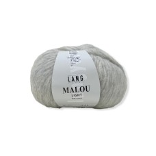 Lang Yarns Malou Light Silver Grey (0003)