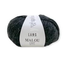 Lang Yarns Malou Light Anthracite (0070)