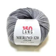 Lang Yarns Merino 120 Color Smokey (151.0024)