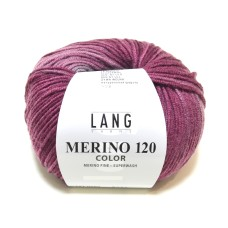 Lang Yarns Merino 120 Color Shadow (151.0080)