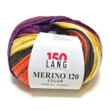 Lang Yarns Merino 120 Color Melon (151.0190)