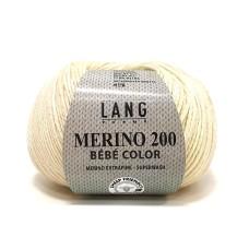 Lang Yarns Merino 200 Bebe Color Citron (155.0416)