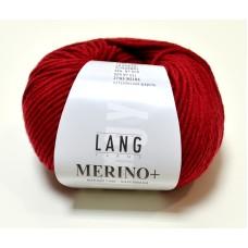 Lang Yarns Merino+ Claret (152.0087)