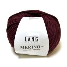 Lang Yarns Merino+ Bordeaux (152.0164)