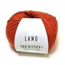 Lang Yarns Merino+ Brick (152.0187)