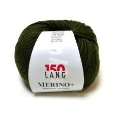 Lang Yarns Merino+ Army (152.0398)