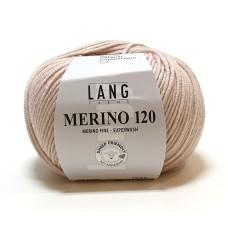 Lang Yarns Merino 120 Beige (34.0096)