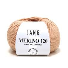 Lang Yarns Merino 120 Camel (34.0127)